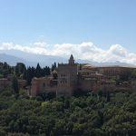 Exploring Spain and feeling homesick